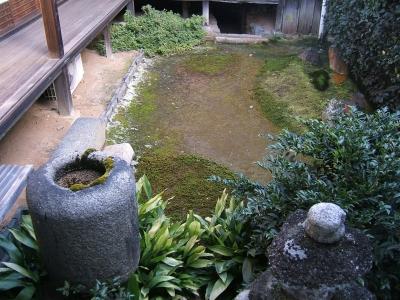 東福僧堂中庭
